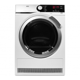 AEG 8kg Heat Pump Tumble Dryer - White